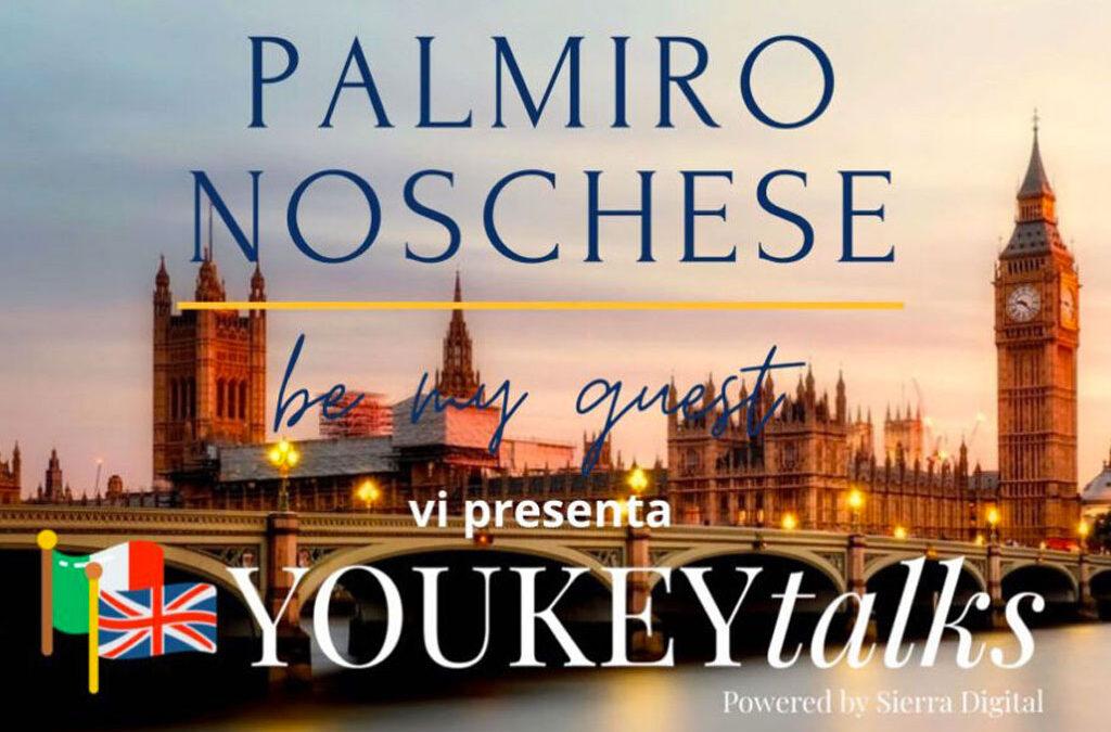 VI PRESENTO YOUKEYtalks, UN NUOVO PROGETTO EDITORIALE